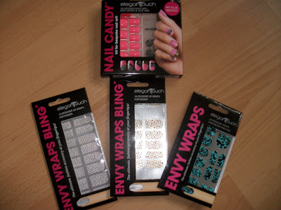Elegant Touch, Elegant Touch Nail Wraps, What are Nail Wraps