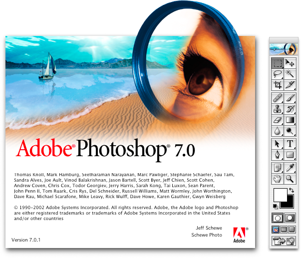 Adobe Photoshop 7.0 Download Full Version With Serial Keys