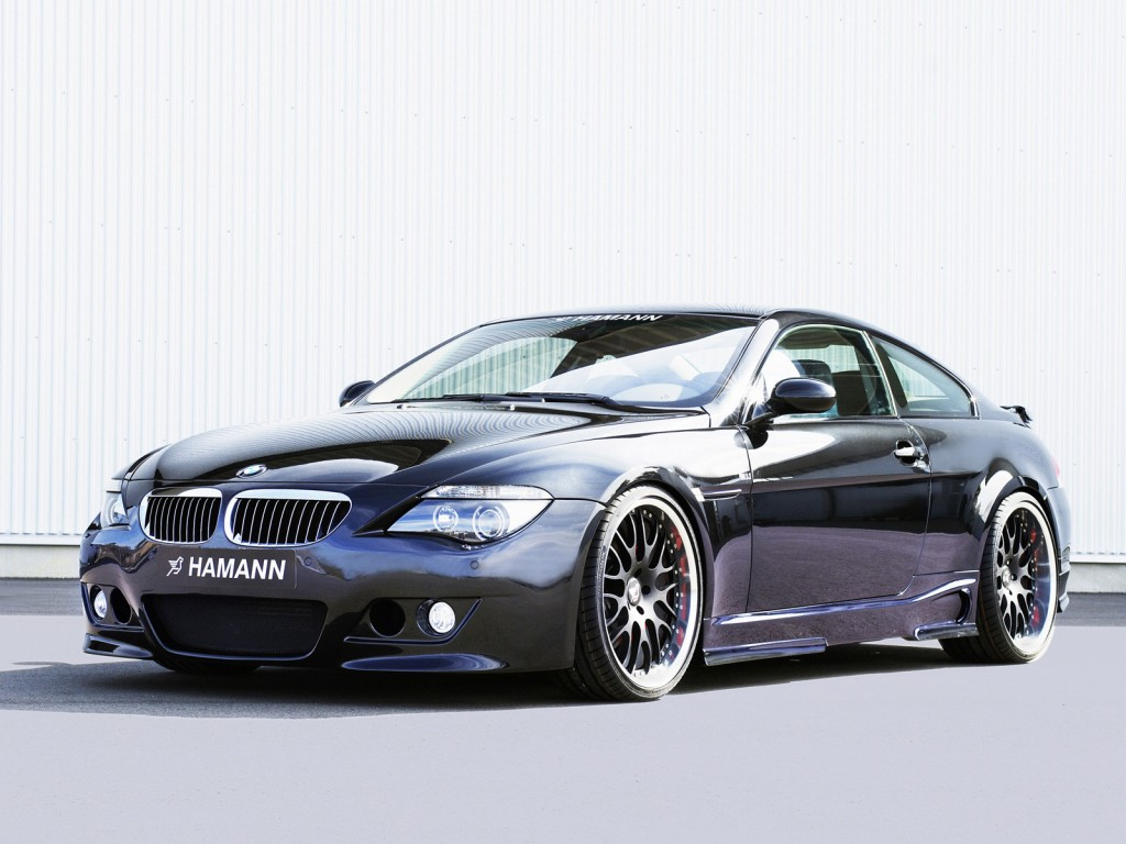 Sports Cars Bmw 6 Series