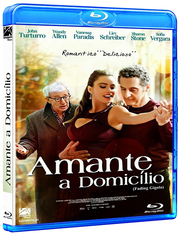 Amante a Domicílio (2014) BluRay 1080p Dual Áudio