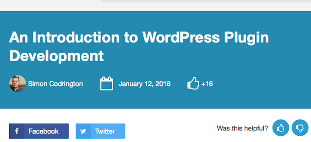 Une introduction au développement d'un plugin wordpress