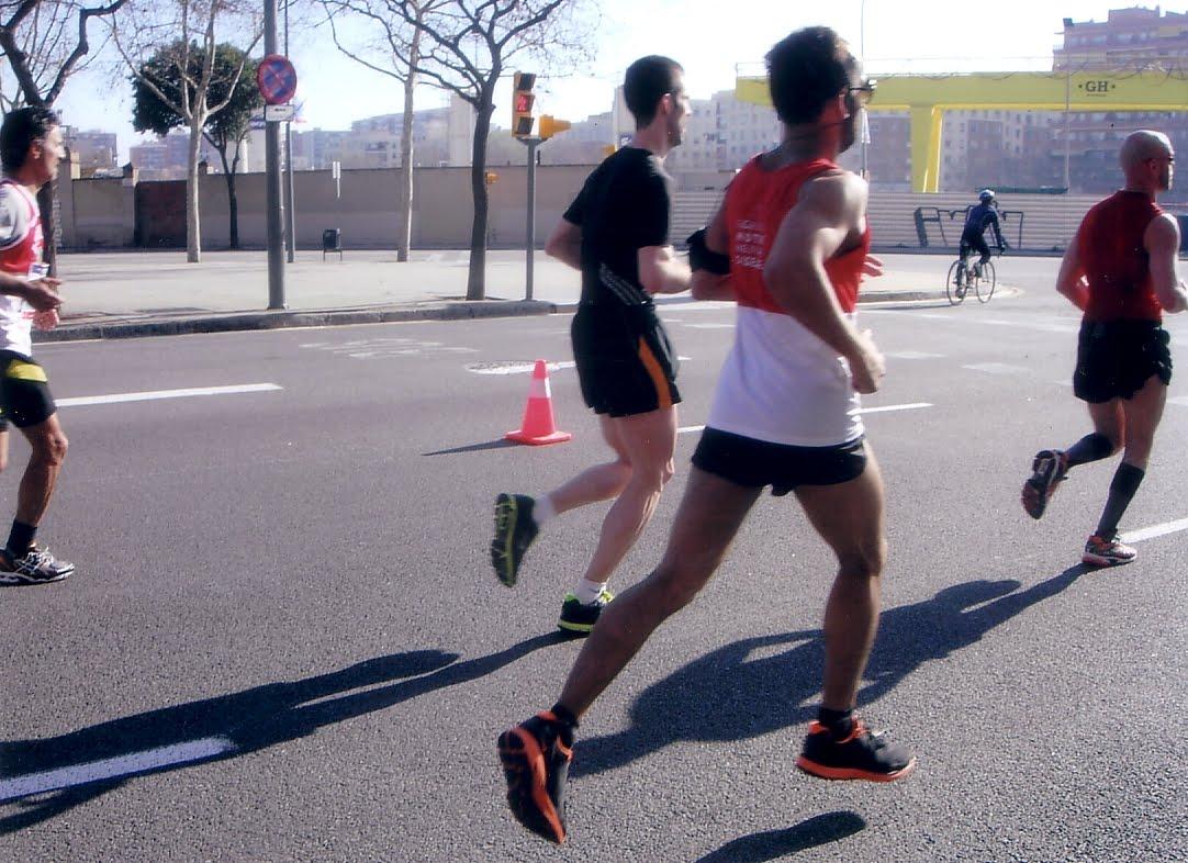 Resultado de imagen para Gana una maratón porque se estaba cagando