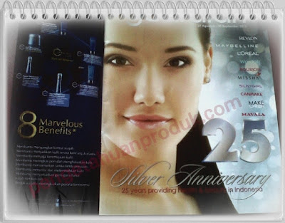 Katalog Guardian 25 Silver Anniversary 27 Agustus - 30 September 2015