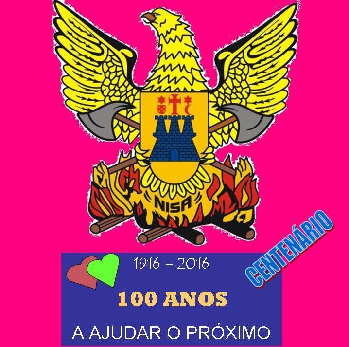 1916 - 2016 CENTENÁRIO DOS BOMBEIROS DE NISA