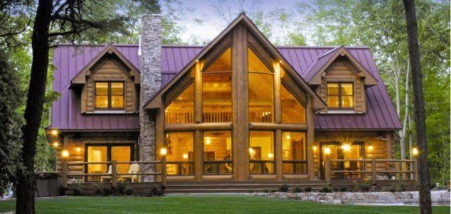 The strategy of making wooden house