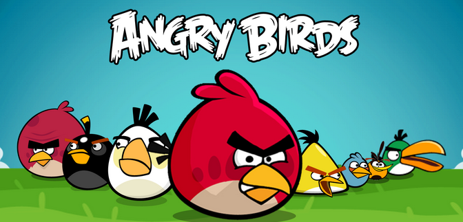 Kemampuan Unik Bola Angry Birds