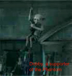 Dobby, A supporter of the Phantom