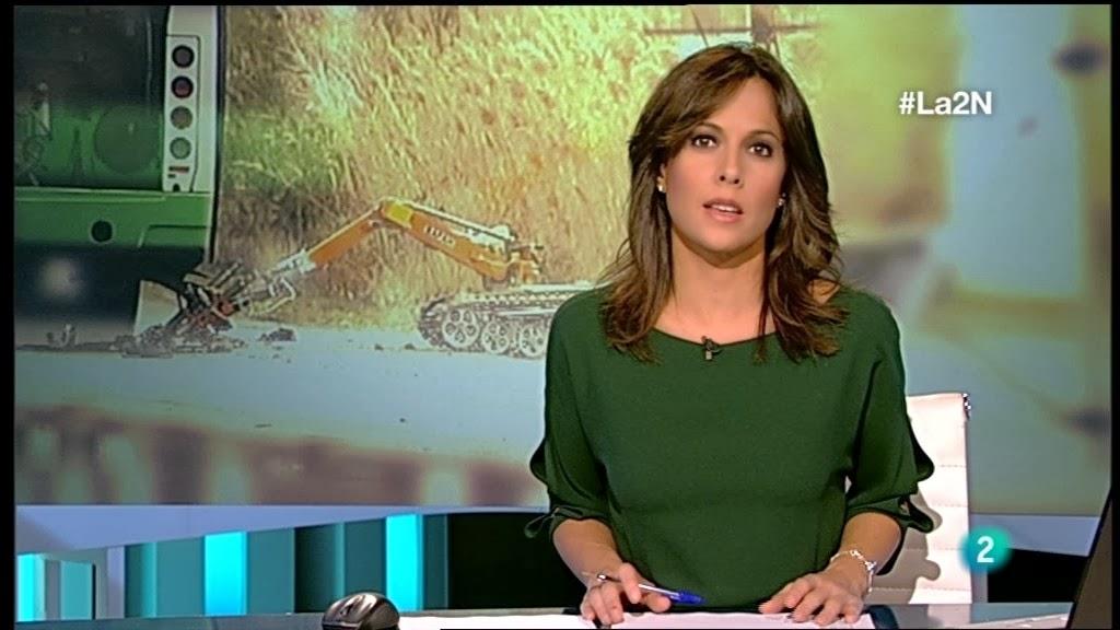 MARA TORRES, LA 2 NOTICIAS (21.10.13)