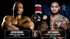Watch Hasim Rahman vs. Antz Nansen live Boxing on 31 May 2014