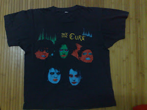 85 THE CURE 50/50