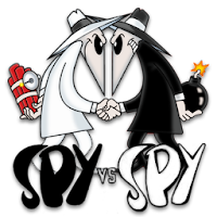Spy and Spy aus Mad