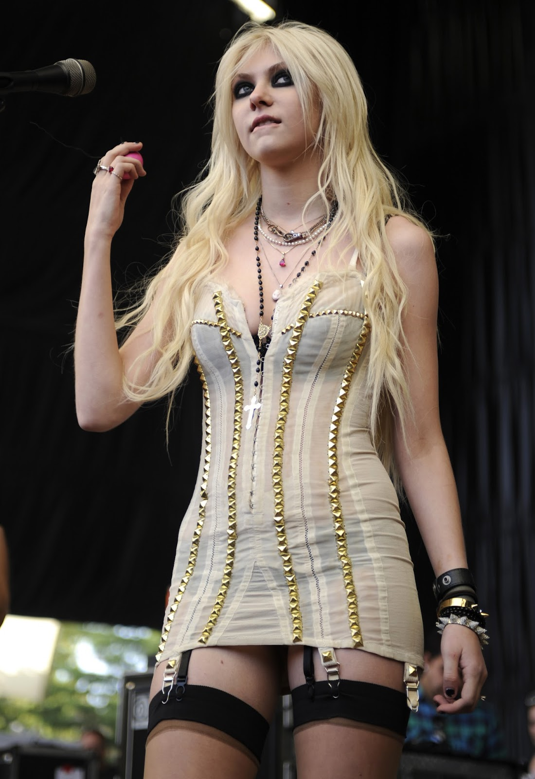 The Jungle of Rock N Roll: Musas do Rock # 10 - Taylor Momsen Taylor Momsen