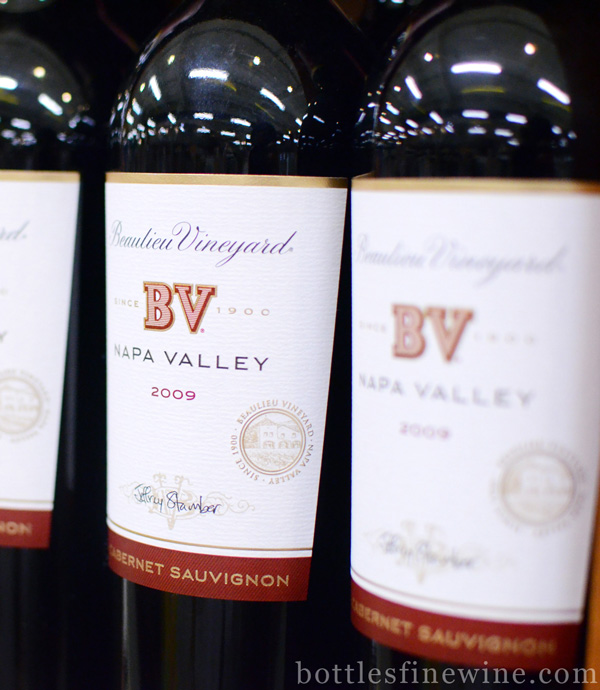 BV napa valley Cabernet Sauvignon