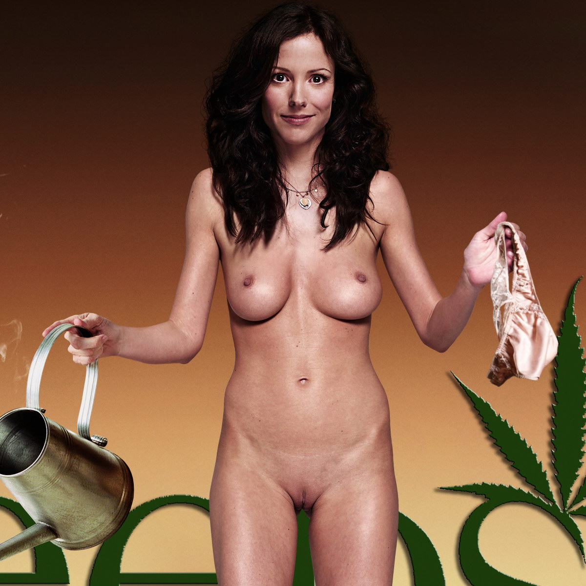from Hamza mary louise parker weeds naked