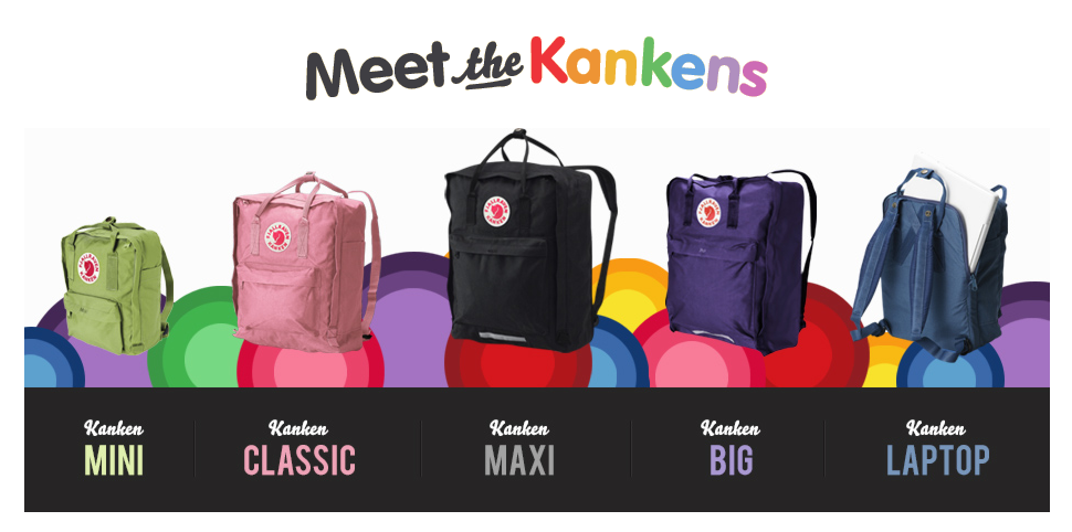 I love My Kanken! | Style Canvas