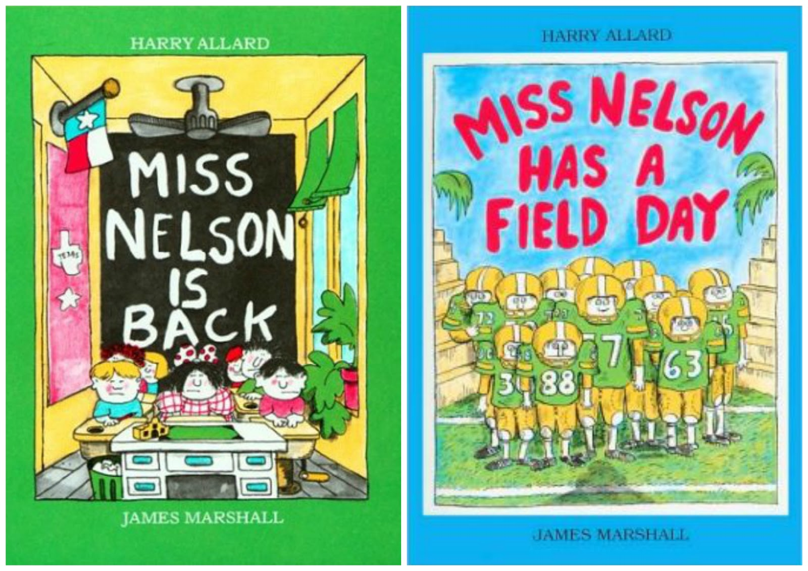miss nelson is missing pdf download