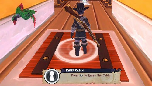 Pirate101 Captain's Cabin