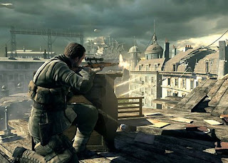 Sniper Elite V2 Video Games