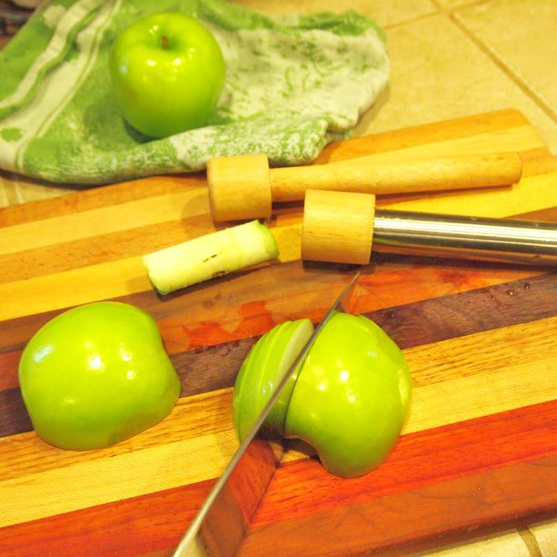 The Alchemist: Easy Apple Tart