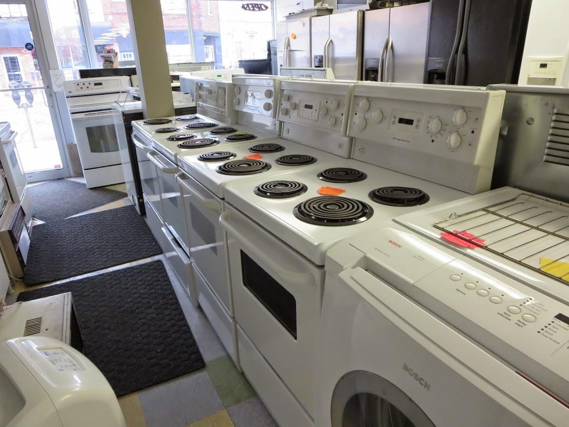 m r used appliances used near me hartz
