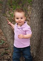 Weston 16 months