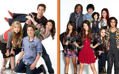 iCarly y Victorious juntos