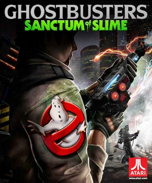 Ghostbusters Sanctum Of Smile Game