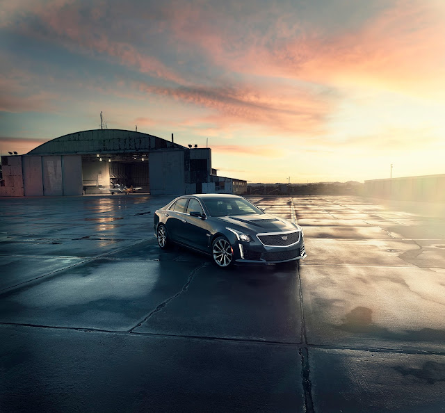 Cadillac Is Now Taking Orders For The 640 HP Cadillac CTS-V
