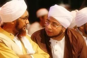 Syair Qashidah dari Habib Umar bin Hafidz untuk Habib Munzir Al Musawa –