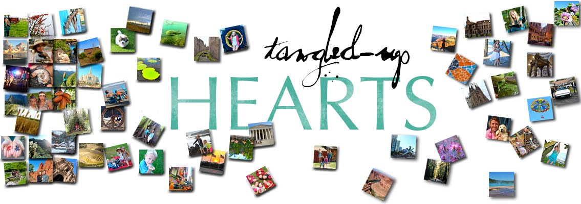 tangled-up hearts | sincerely, k. elizabeth