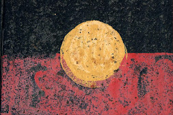 Aboriginal Flag Painted