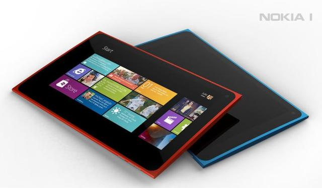 Nokia Tablet Concept