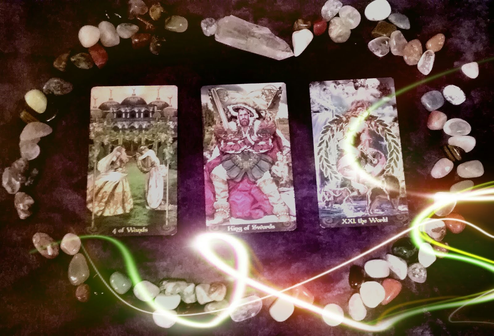 Tarot Magick with Lady Amythyst