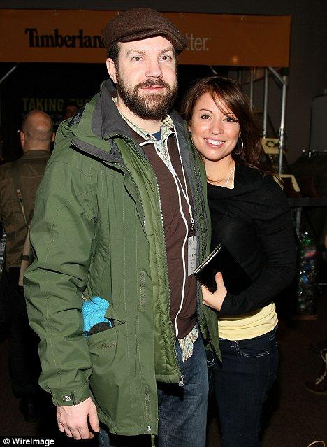 Jason Sudeikis Wife
