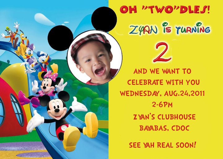 Zyans 2nd Birthday Party I Cant Believe Im Saying That Already How Can My Little Boy A 2 Years Old Zyan Invitation Card