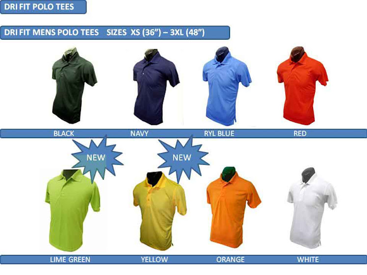 CENTRUM LINK - DF POLO TEES