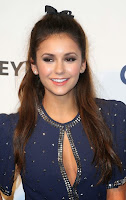 Nina Dobrev Hairstyle Picture