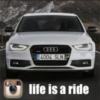 Inmortaliza el viaje de tu vida con Instagram y los nuevos spots de Audi A4