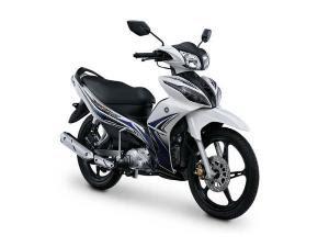 Motor Yamaha Terbaru 2012