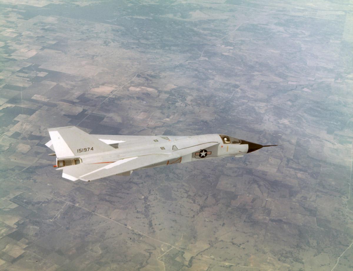 SNAFU!: Blast from the past...F-111B...