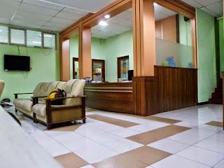 furniture interior kantor ruang lobi semarang  07