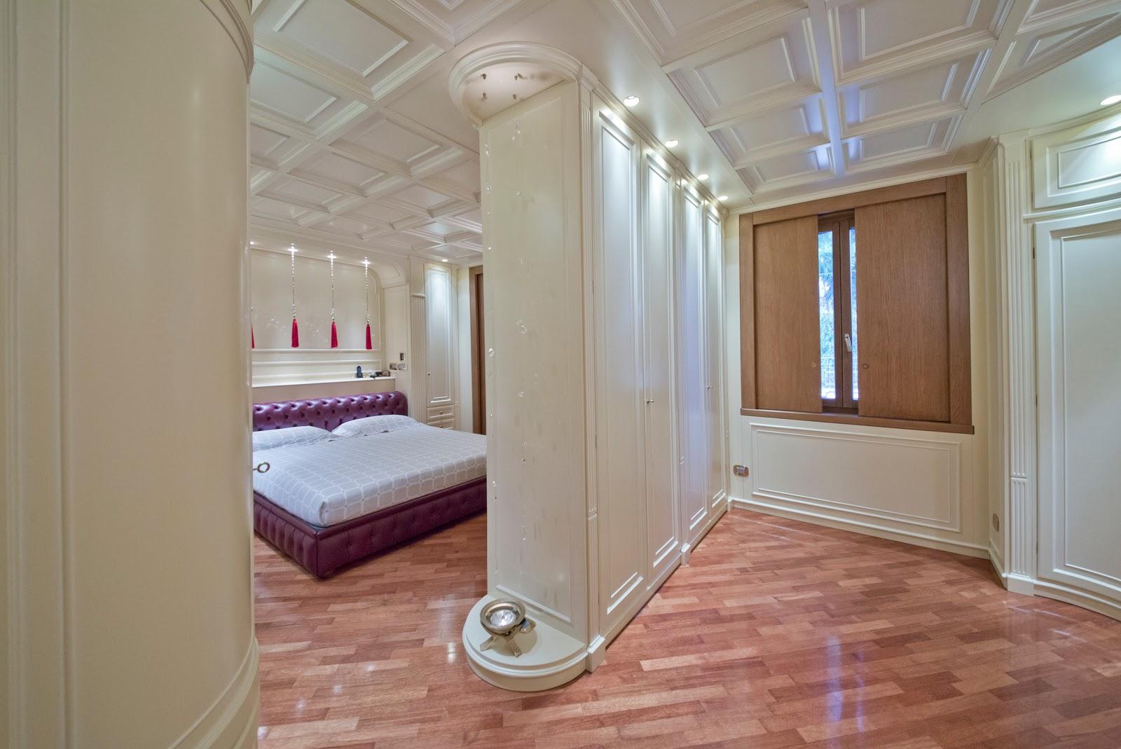 10 camere da letto con servizi en suite