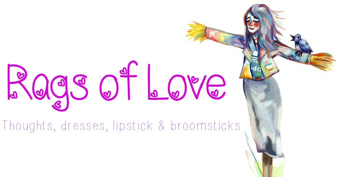 Rags Of Love | Alternative London Fashion and Beauty Blog