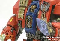 Warhammer 40000 Dreadnought Furioso de los Ángeles Sangrientos