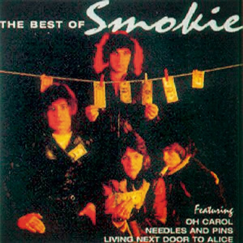 Smokie - Living Next Door to Alice