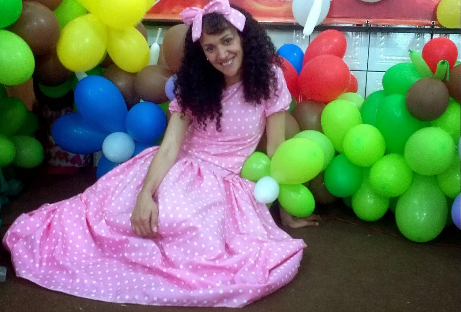 Tia Pastora (Silvana Araujo)