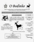 """Jornal """"O Bodinho"""""""