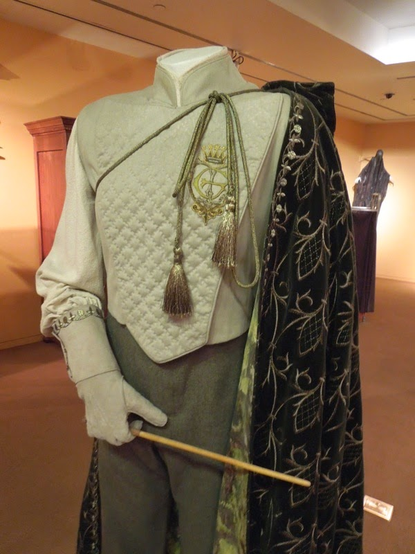 Gilderoy Lockhart film costume Harry Potter Chamber of Secrets