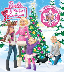 Barbie: Una Perfecta Navidad – DVDRIP LATINO