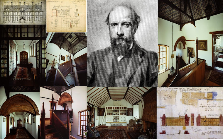 Philip Speakman Webb (1831-1915) - Arquiteto